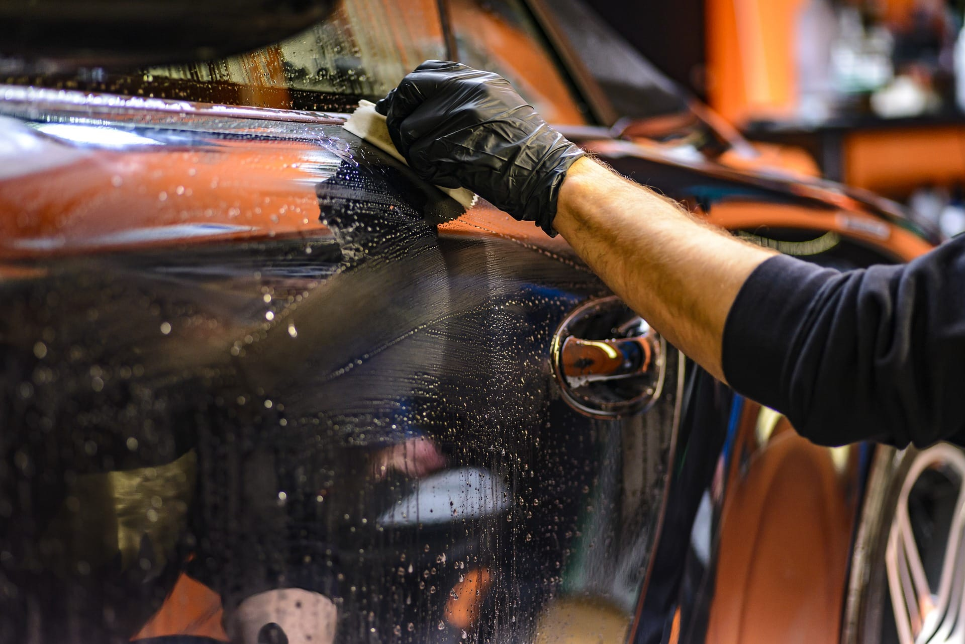Clean Your Car's Scratches and Dents